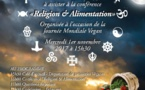 rencontre interreligieuse à l'occasion de la Journée Mondiale Vegan
