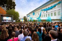 Inauguration d'une église de Scientologie à San Diego