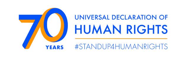 Ce 10 Décembre célèbre le 69ème anniversaire de la signature de la Déclaration Universelle des Droits de l'Homme des Nations Unies