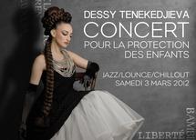Dessy Tenekedjieva en concert