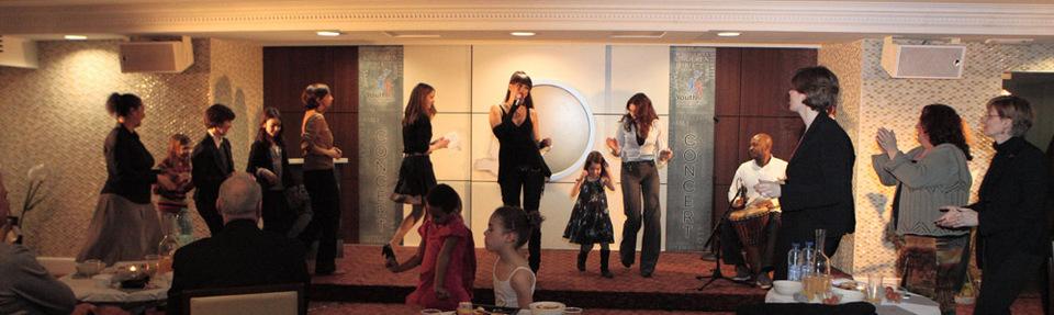 Art et musique pour la protection des enfants : Dessy Tenekedjieva