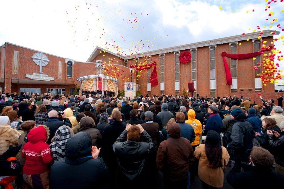 L'Église de Scientologie ouvre ses portes à Cincinnati