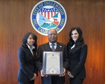 La ville d'Inglewood créé la journée de L. Ron Hubbard dans son calendrier officiel