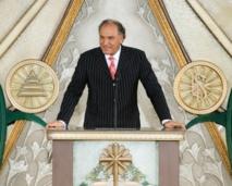 Inauguration de la nouvelle Eglise de Scientologie de Padoue, en Italie