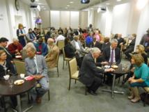 Bruxelles: Célébration du 4ème anniversaire des Eglises de Scientologie pour l'Europe