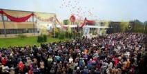 Inauguration du nouveau siège européen