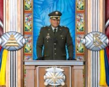 lieutenant colonel Edgar Rojas