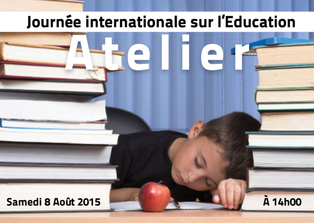 Journée internationale sur l'éducation