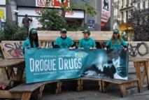 L 'augmentation de consommation de drogue dans une société est un signe précurseur de la destruction du tissu social et des valeurs morales
