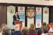 Madrid : 35e anniversaire de l'Église de Scientologie