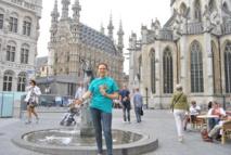 Une action de prévention à Leuven