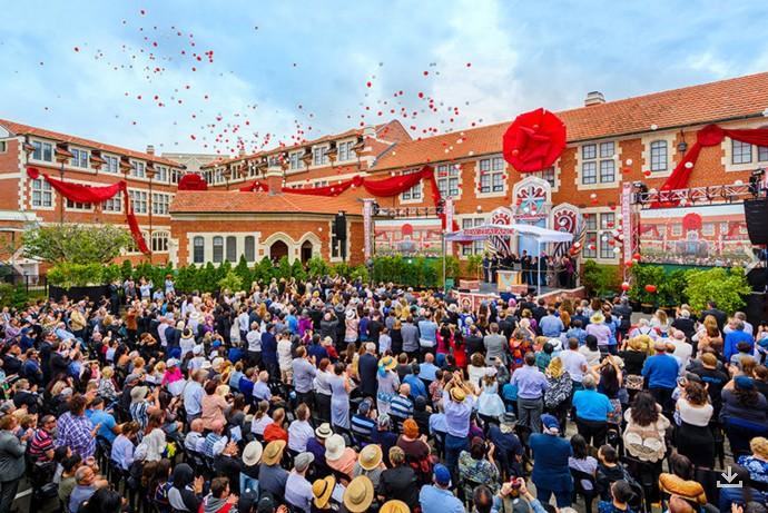 Nouvelle-Zélande : La Scientologie ouvre une nouvelle église dans un prestigieux monument