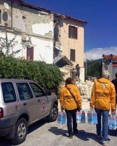 Turin : un sourire et une parole amicale pour ceux qui en ont besoin