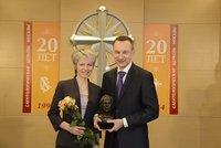 L'église de Scientologie de Moscou célèbre son 20ème anniversaire