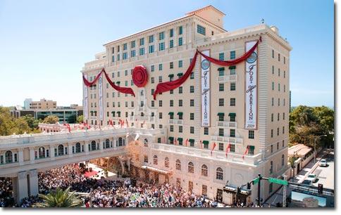 La Scientologie inaugure son nouveau centre spirituel, une cathédrale pour le futur