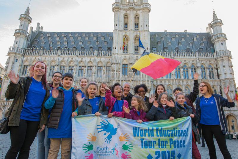 12ème Tournée Mondiale des Droits de l'Homme 2015