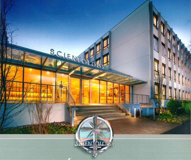 La première église idéale de Scientologie en Suisse a ouvert ses portes