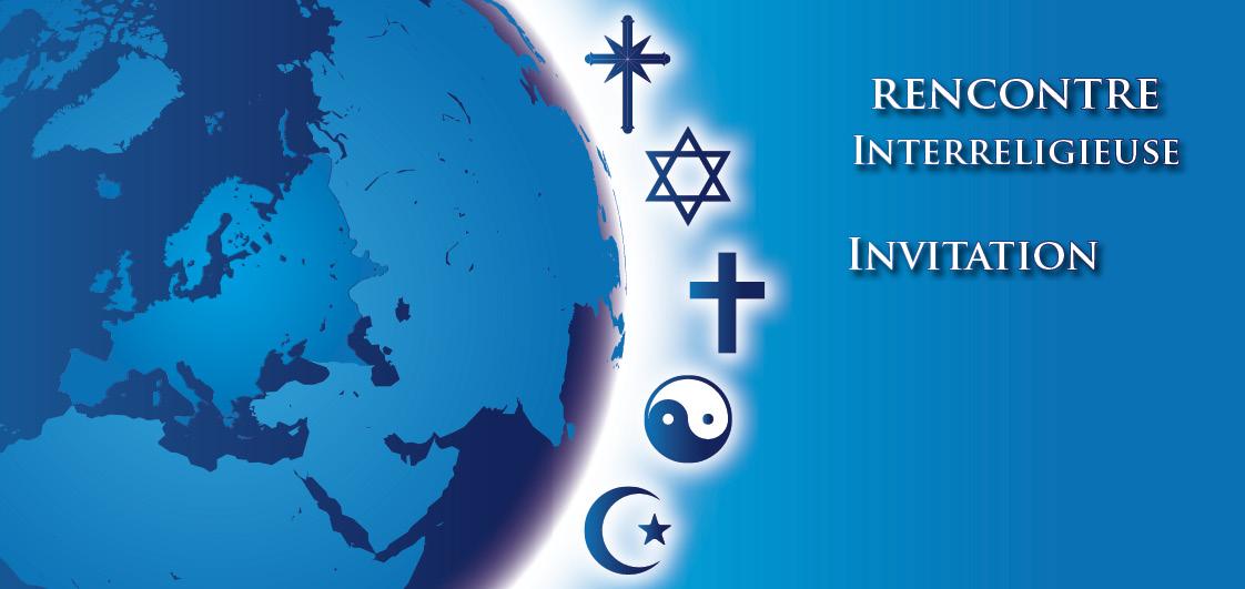 Notre prochaine rencontre interreligieuse aura lieu le jeudi 21 mai à 18H30