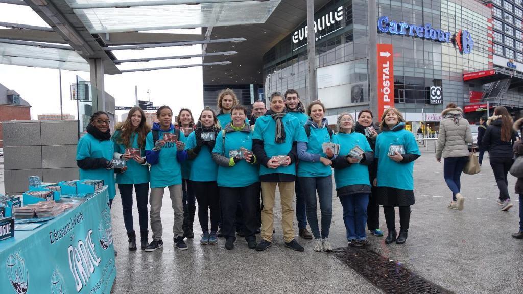 Des associations Belgo-Françaises contre la drogue à Lille