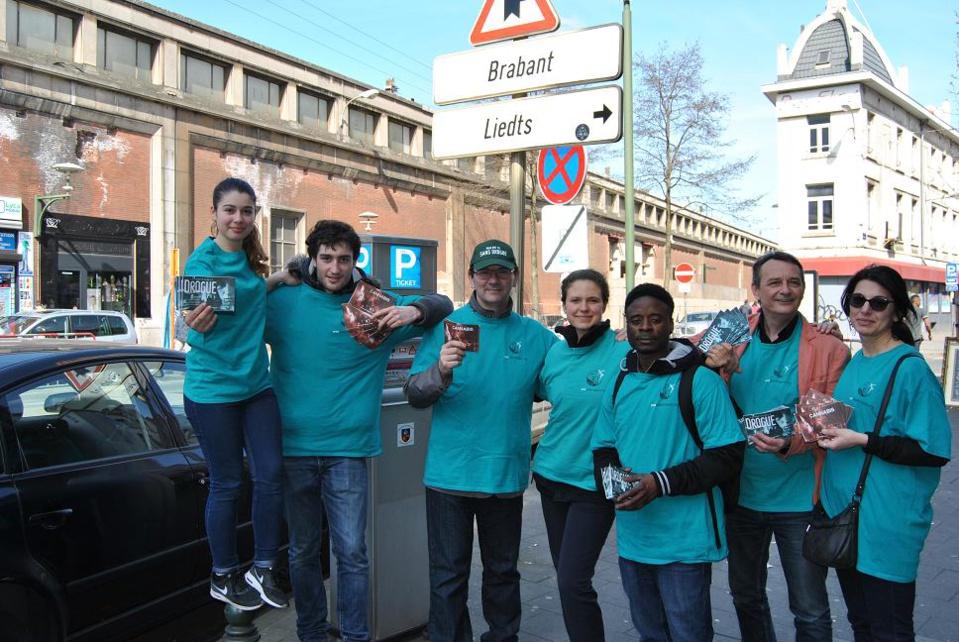 Des associations Belgo-Françaises contre la drogue à Lille et à Bruxelles