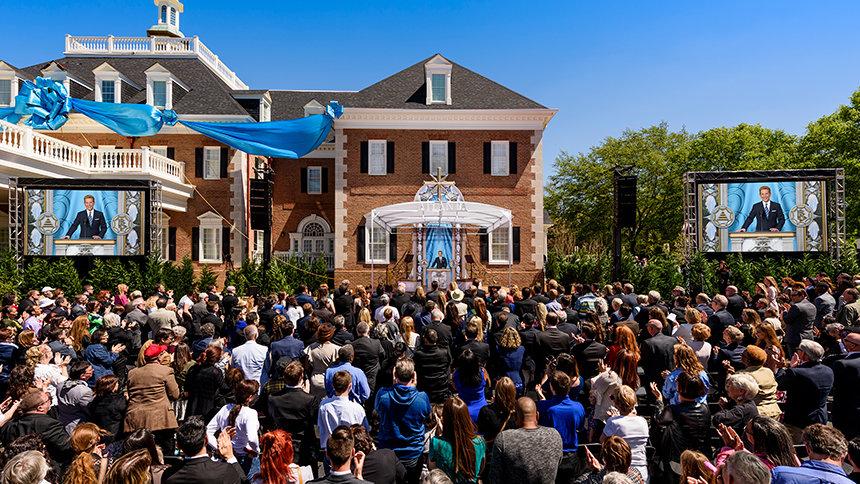 Scientologie : une nouvelle « Église idéale » s'ouvre à Atlanta