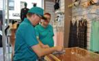 Opération Non à la Drogue à Molenbeek