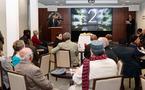 L'Église de Scientologie célèbre son deuxième anniversaire