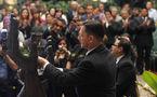 Au Guatémala, le Changement de la Rose pour la fondation L. Ron Hubbard