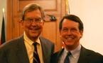 La ville de Pasadena remet le Prix de l'Unité au Directeur du département des Droits de l'Homme de l'Eglise de Scientologie