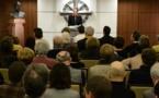 Cérémonie de Baptême aux Églises de Scientologie pour l'Europe