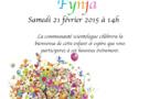 Cérémonie du nom (Baptême) de Fynja
