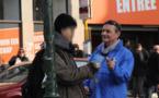La Scientologie à la porte de Namur
